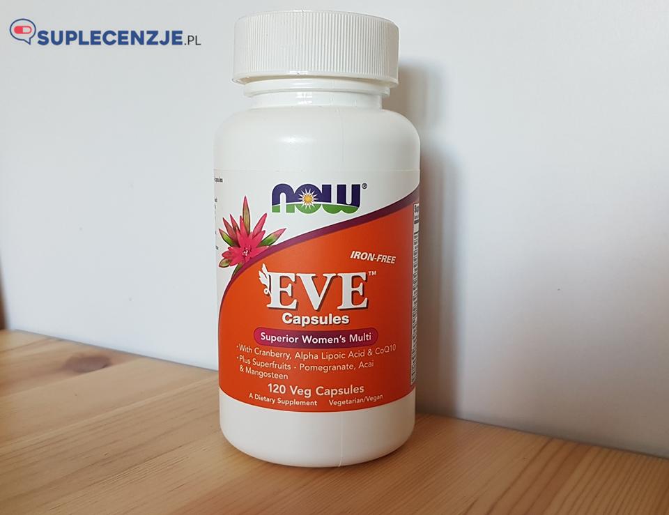 NOW Foods EVE - opakowanie produktu