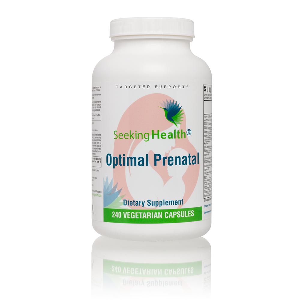 Optimal Prenatal - kluczowy produkt firmy