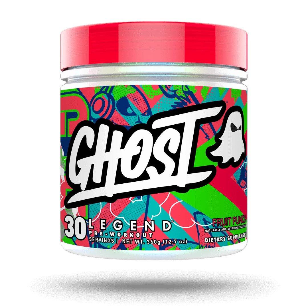 Ghost Legend - najbardziej popularny produkt firmy
