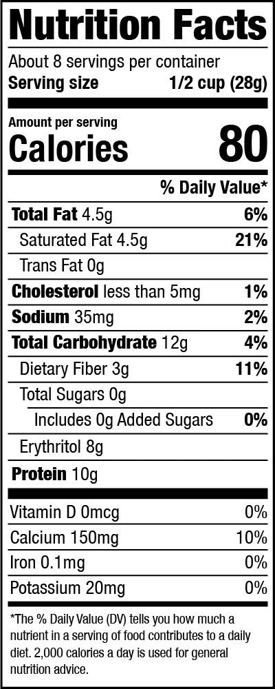 Skład produktu Honey Nut Cereal